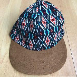 Tribal Printed Cap